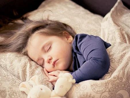 dormir enfant